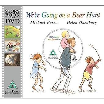 Nous allons sur une chasse à l'ours (livre & DVD)