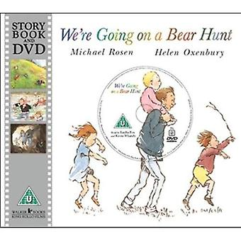 Vi kommer på en Björn jakt (bok & DVD)