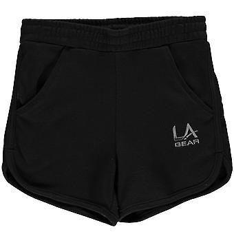 LA Gear Kids Girls I Lk Short Jersey Shorts Hosen Hose Böden