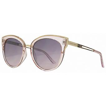 French Connection Combo Cat Eye Sunglasses - Light Pink