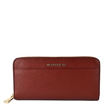 MICHAEL by Michael Kors Jet Set Brandy Pocket Continental Wallet