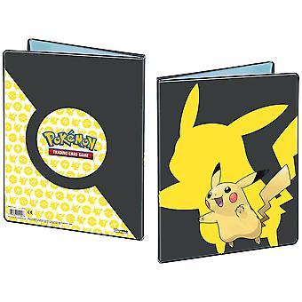 Ultra Pro Pokemon 9-Pocket Portfolio-Pikachu 2019