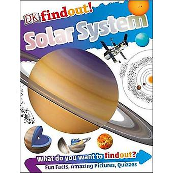 DK Findout! Solar System by DK - 9781465454287 Book