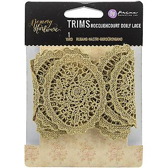 Memory Hardware Doily Lace Trim 2.5