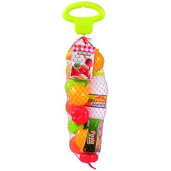 Smoby Malla Fruits And Vegetables (Toys , Home And Professions , House , Food)