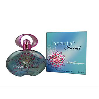 Ferragamo Incanto Charms Women 3.4 oz EDT Spray