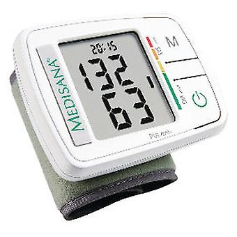 Medisana Blood Pressure Monitor Wrist White / Grey