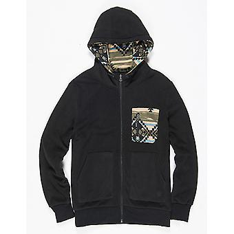 Richmond Zipped Hoody