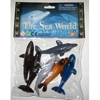 Dimasa Marine Animal Bag 6 Sm (Toys , Dolls And Accesories , Miniature Toys , Animals)