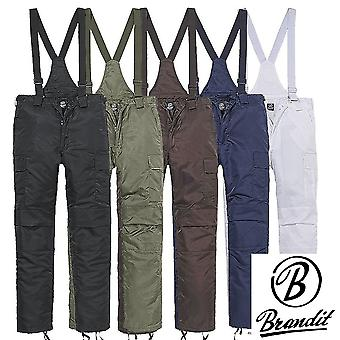 Brandit mens thermal trousers next generation
