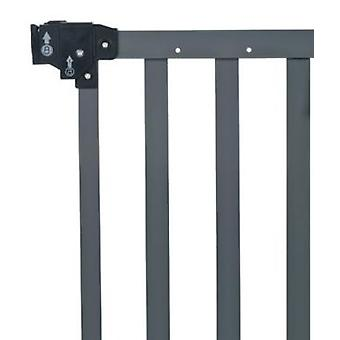 Safety 1St Wooden Swing Barrier Xl (Dark Greyl)