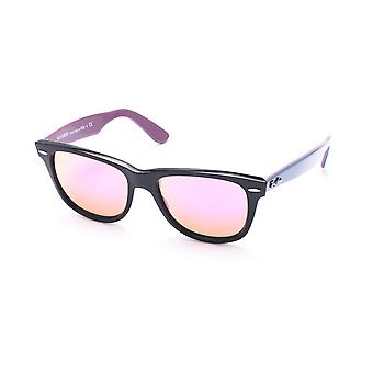 Ray-Ban Original Wayfarer Bicolor Sunglasses Black/Blue/Purple