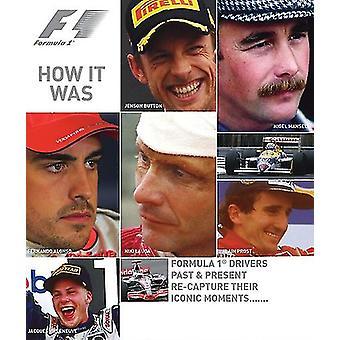 F1 hvordan det var [Blu-ray] USA importerer