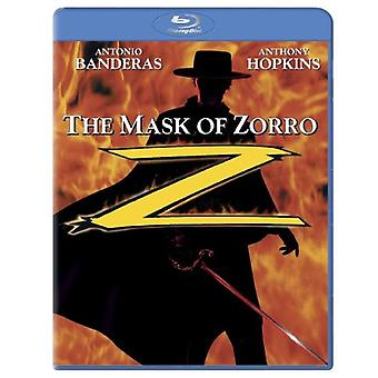 The Mask of Zorro [Blu-ray] [BLU-RAY] USA import