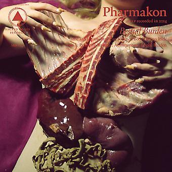 Pharmakon - bestialske byrde [CD] USA importerer