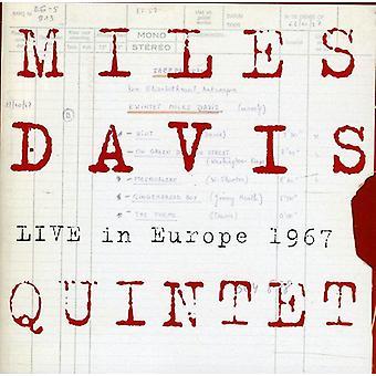 Miles Davis - Vol. 1-Miles Davis Quintet-Live i Europa 1967-den [CD] USA importen