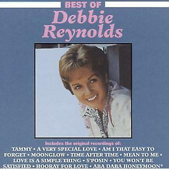 Debbie Reynolds - Best of Debbie Reynolds [CD] USA import