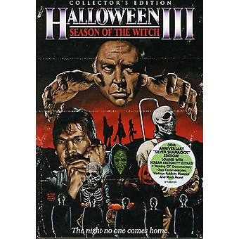 Halloween 3: Season of the Witch [DVD] USA import