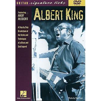 Albert King - importación de Estados Unidos Albert King [DVD]