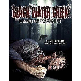 Sort vand Creek: Legenden om Sasquatch [DVD] USA importerer