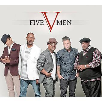 Cinco hombres - campeones [CD] USA importar