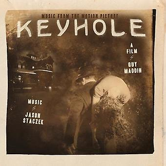 Jason Staczek - Keyhole [CD] USA import