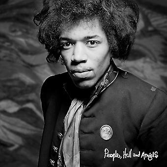 Jimi Hendrix - mensen Hell & Angels [CD] USA import