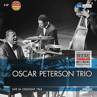 Oscar Peterson - Live in Cologne 1963 [Vinyl] USA import