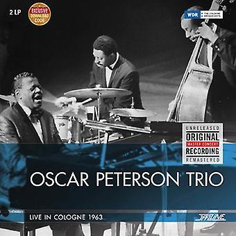 Oscar Peterson - Live i Köln 1963 [Vinyl] USA import