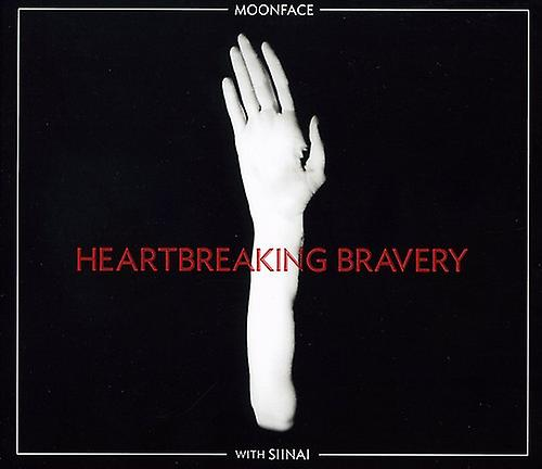 Moonface - With Siinai: Heartbreaking Bravery [CD] USA import