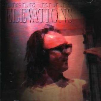 Lisle Ellis - stigninger [CD] USA importerer