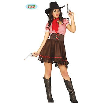 Cowgirl costume Cowgirl costume of Wild West Wild West women