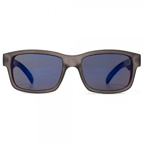 Fenchurch Square Sunglasses In Matte Crystal Grey