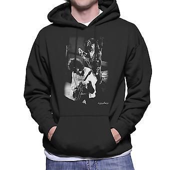 Palast der Königin Manchester 1974 Männer die Kapuzen-Sweatshirt
