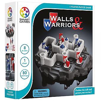 Intelligente Spiele Wände und Krieger-Puzzle-Spiel