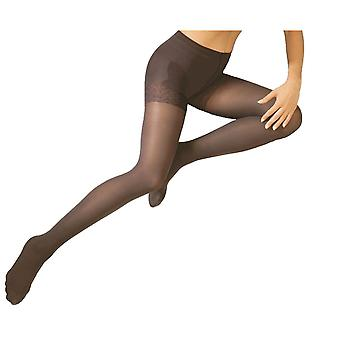 Solidea Wonder Model Therapeutic Compression Tights Ccl2 [Style 327B8] Granito (Brown Grey)  XXL