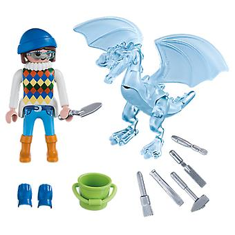 Playmobil 5374 Ice Sculptor (Toys , Dolls And Accesories , Miniature Toys , Mini Figures)