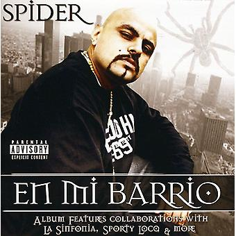 Spider - En MI Barrio [CD] USA importerer