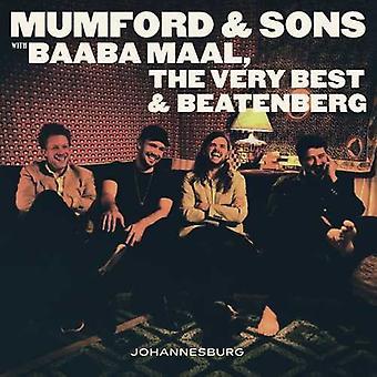 Mumford & sønner - Johannesburg EP [CD] USA import