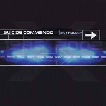 Selvmord Commando - antologi [CD] USA importerer