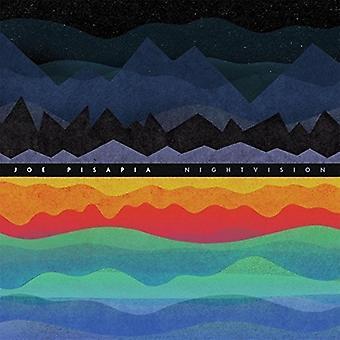 Joe Pisapia - Nightvision [CD] USA import