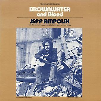 Jeff Ampolsk - Brown Water & Blood [CD] USA import