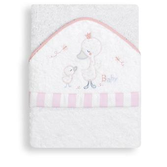 Interbaby Bathroom layer Duckling White / Pink