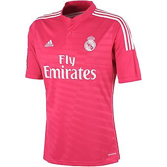 2014-15 Real Madrid Adidas Camisa ausente (Kids)