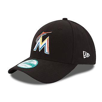 Nova Era Mlb Miami Marlins liga 9forty PAC ajustável
