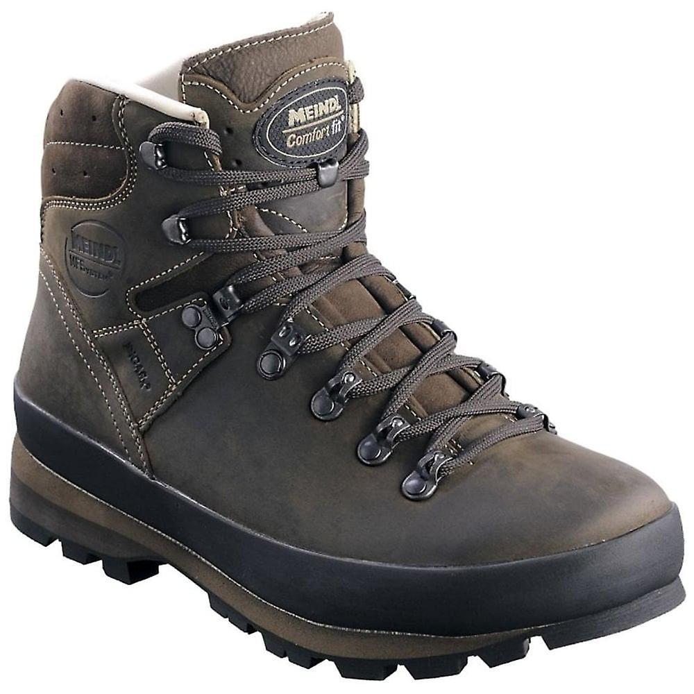 Meindl Bernina 2 Walking Boots - Brown