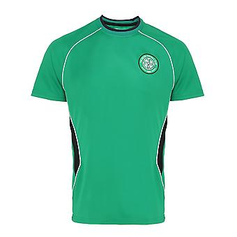 Official Football Merchandise Celtic FC Adults Short Sleeve T-Shirt