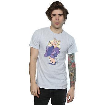 Muppets Men's Classic Miss Piggy T-Shirt