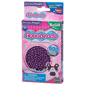 Aquabeads Solid Bead Pack - Purple