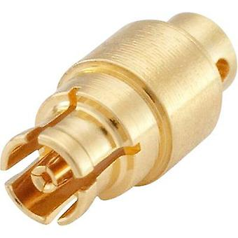 Mini SMP connector Connector, straight 50 Ω Rosenberger 18K101-2